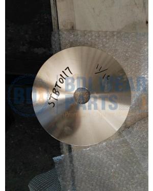 SYMONS 3' CENTER STEP BEARING PLATE PN 5759-8701