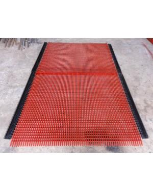 Polyurethane Coated Steel Wire Screen