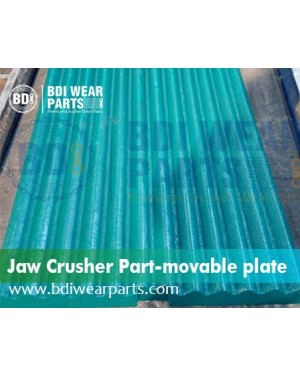 UNIVERSAL 30X42 Movable Jaw plate | crusher wear parts