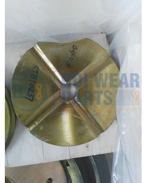 SYMONS 3' INNER STEP BEARING PLATE PN 5759-9001