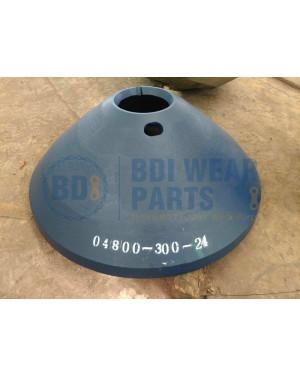 Terex MVP380 Coarse Mantle PN 04800-300-24