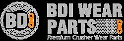 BDI Crusher Wear Parts